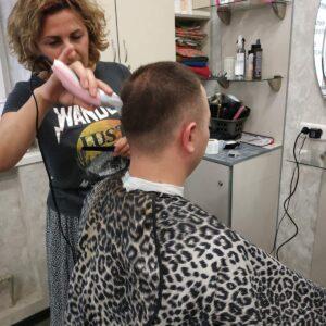парикмахер, салон красоты Luxor